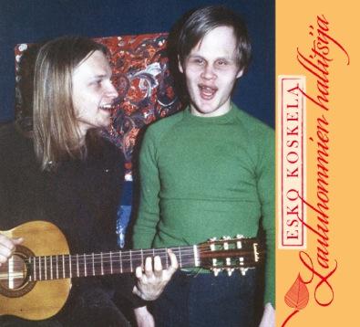 Lauluhommien hallitsija – kehitysvammarock & bluesia vuodelta 1976